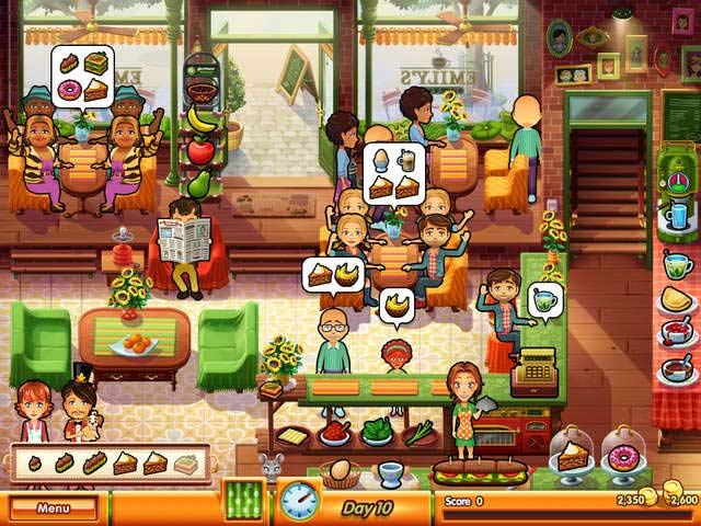 delicious: emily's true love screenshots 3