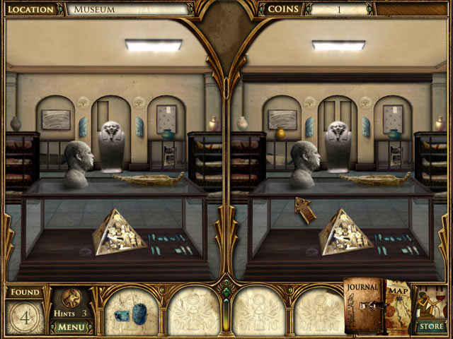 curse of the pharaoh: the quest for nefertiti screenshots 2