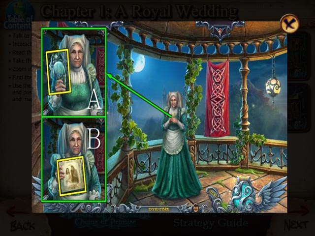 spirits of mystery: chains of promise strategy guide screenshots 11