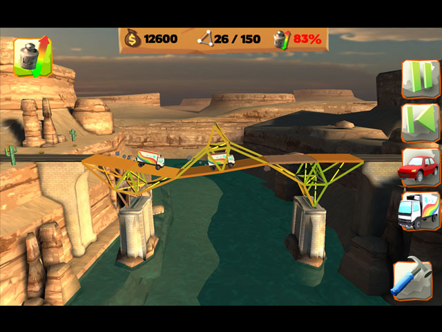 bridge constructor: playground screenshots 3