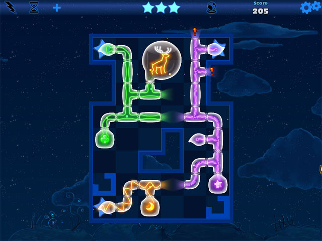 fiber twig: midnight puzzle screenshots 6