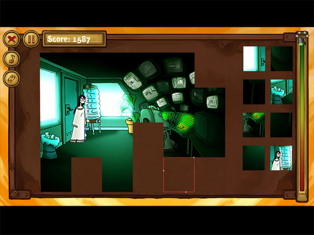 edna & harvey: the puzzle screenshots 3