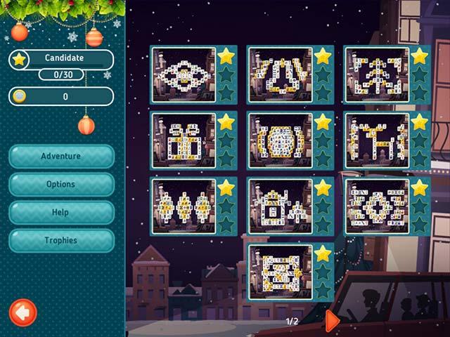 mahjong christmas 2 screenshots 2