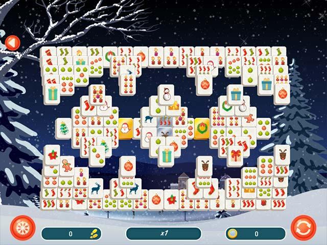mahjong christmas 2 screenshots 3