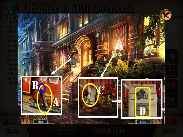 final cut: fade to black strategy guide screenshots 2