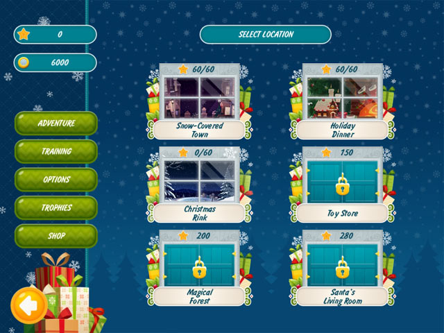 christmas griddlers: journey to santa screenshots 2