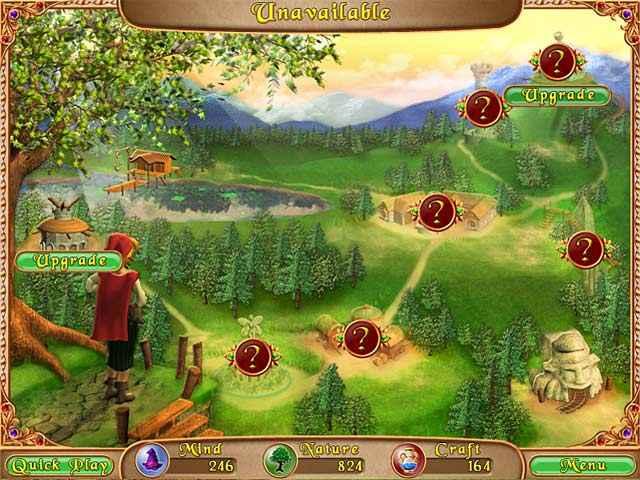 hoyle enchanted puzzles screenshots 3