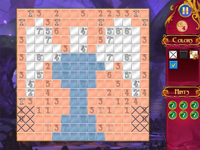 mystery mosaics screenshots 3