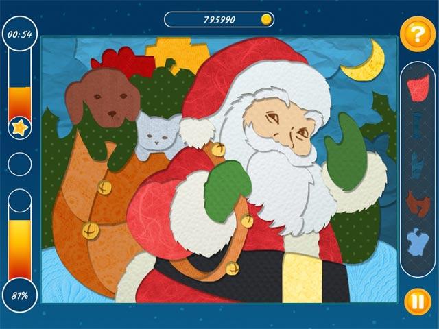 christmas mosaic puzzle screenshots 3