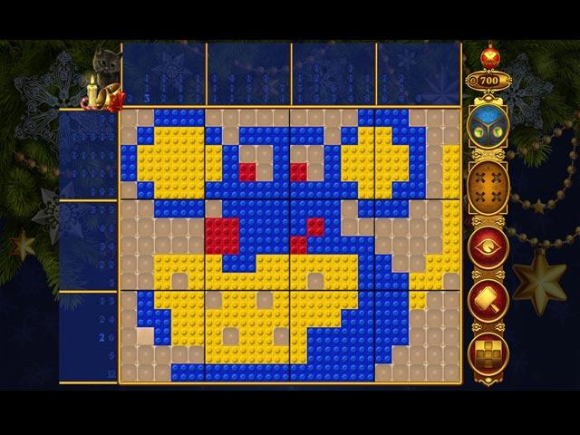 rainbow mosaics: christmas lights screenshots 1