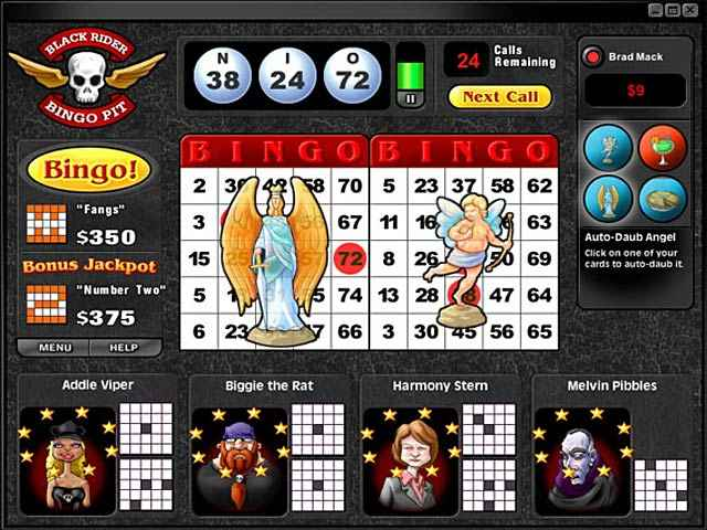 saints and sinners bingo screenshots 2