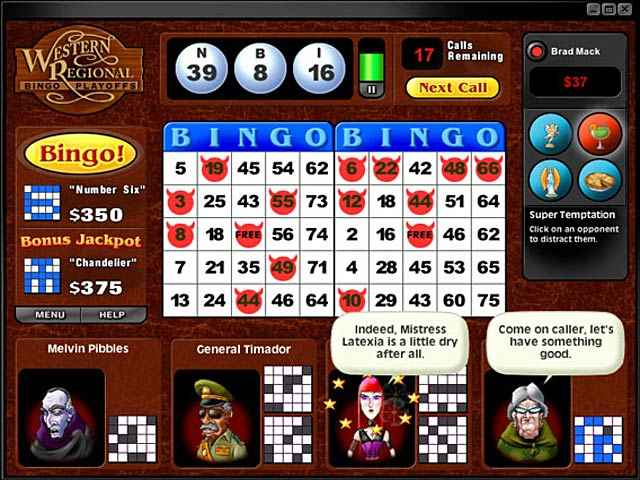 saints and sinners bingo screenshots 3