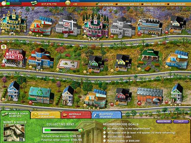 build-a-lot 2: town of the year screenshots 2
