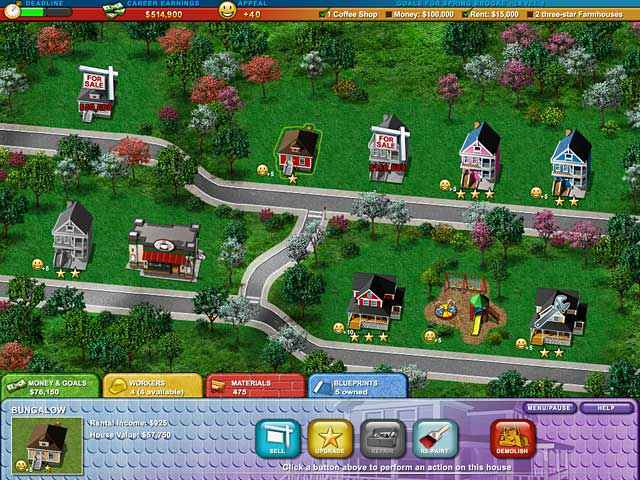 build-a-lot 2: town of the year screenshots 3