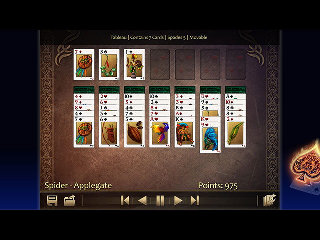 solitaire 220 plus screenshots 1