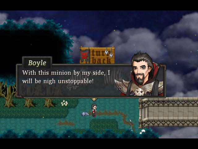 aveyond 4: shadow of the mist screenshots 1