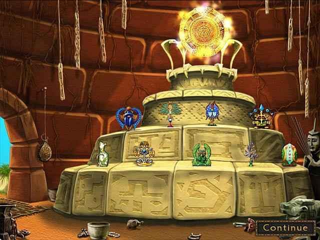 treasures of the ancient cavern screenshots 1