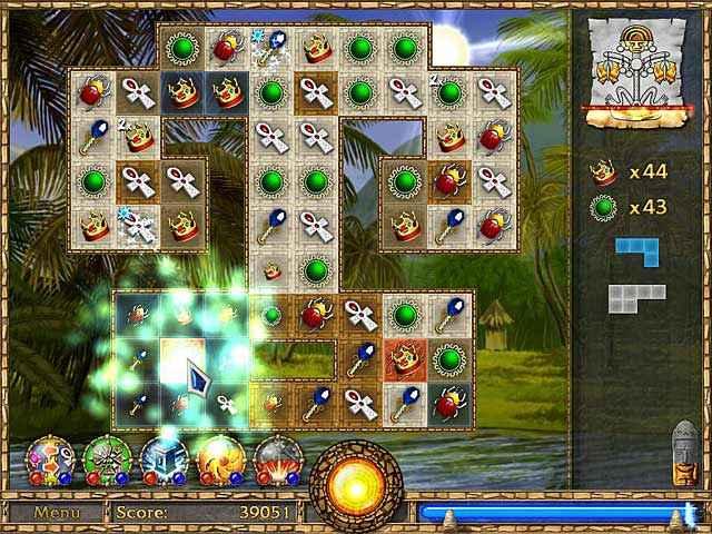 treasures of the ancient cavern screenshots 2