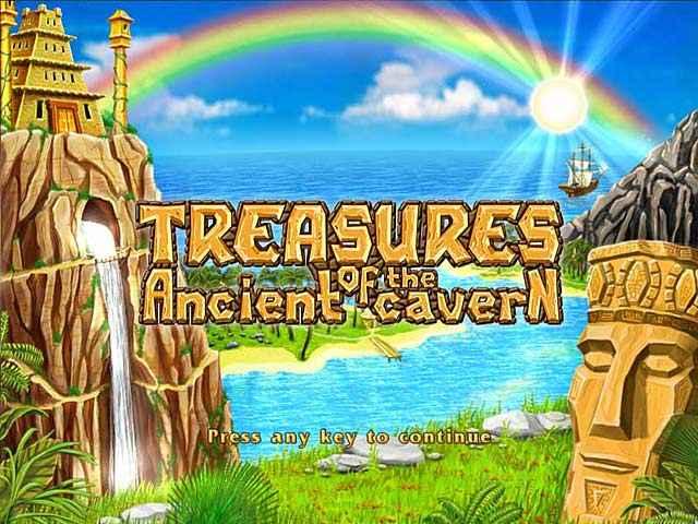 treasures of the ancient cavern screenshots 3