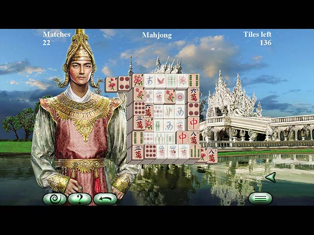 world's greatest temples mahjong 2 screenshots 2