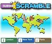 subway scramble