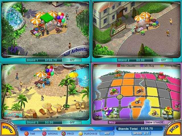 flower stand tycoon screenshots 1
