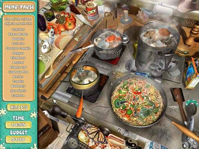 cooking quest screenshots 1