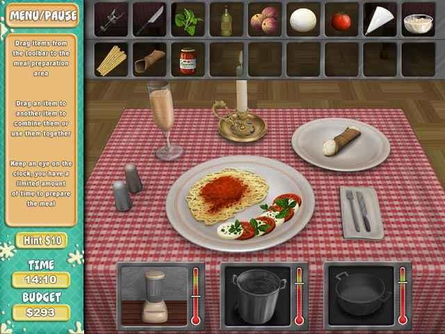 cooking quest screenshots 2
