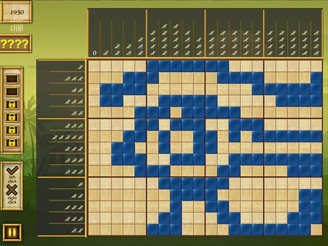 egypt picross: pharaoh's riddles screenshots 1