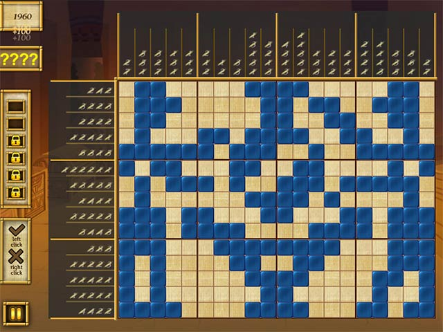 egypt picross: pharaoh's riddles screenshots 3