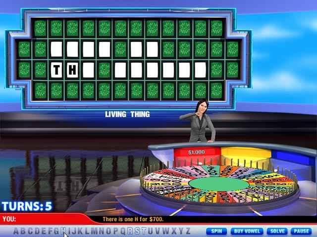wheel of fortune 2 screenshots 3