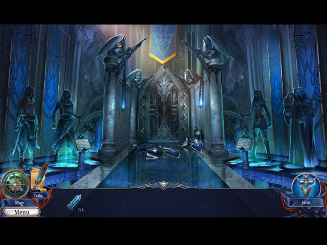 grim legends 3: the dark city collector's edition screenshots 1