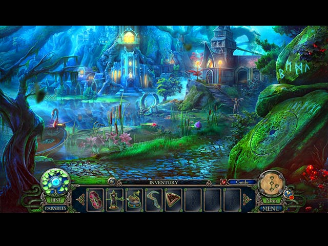 dark parables: the swan princess and the dire tree collector's edition screenshots 1
