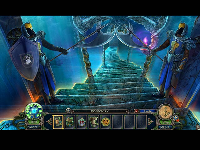 dark parables: the swan princess and the dire tree collector's edition screenshots 2