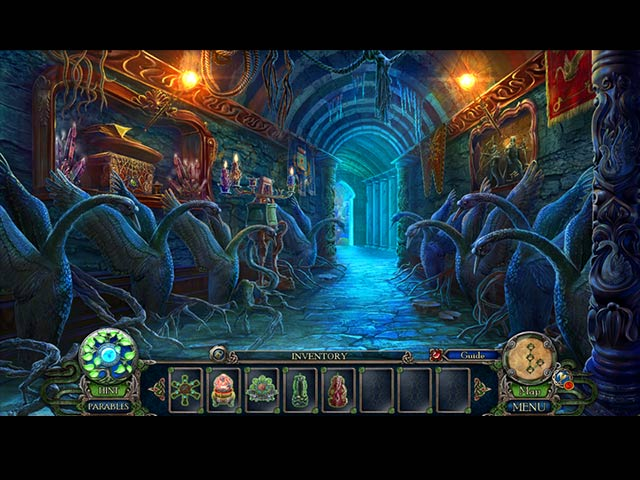 dark parables: the swan princess and the dire tree collector's edition screenshots 3