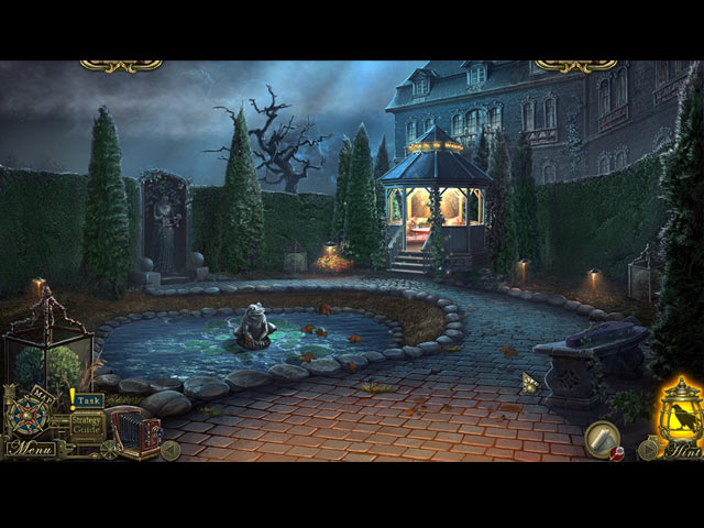 dark tales: edgar allan poe's metzengerstein collector's edition screenshots 4