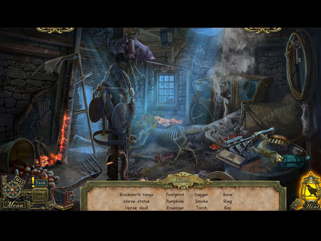 dark tales: edgar allan poe's metzengerstein collector's edition screenshots 2