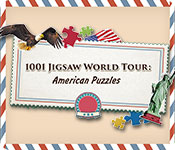 1001 Jigsaw World Tour: American Puzzle