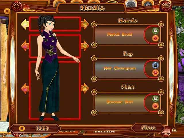 zen fashion screenshots 2