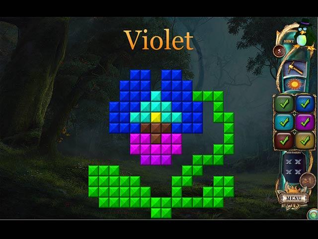 fantasy mosaics 16: six colors in wonderland screenshots 2