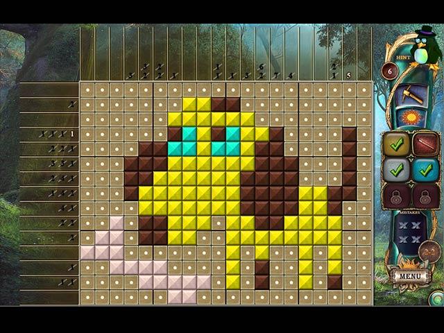 fantasy mosaics 16: six colors in wonderland screenshots 3