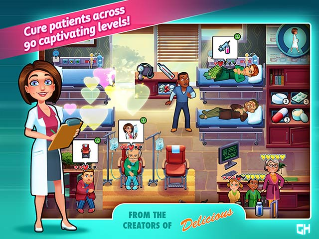 heart's medicine: time to heal collector's edition screenshots 1
