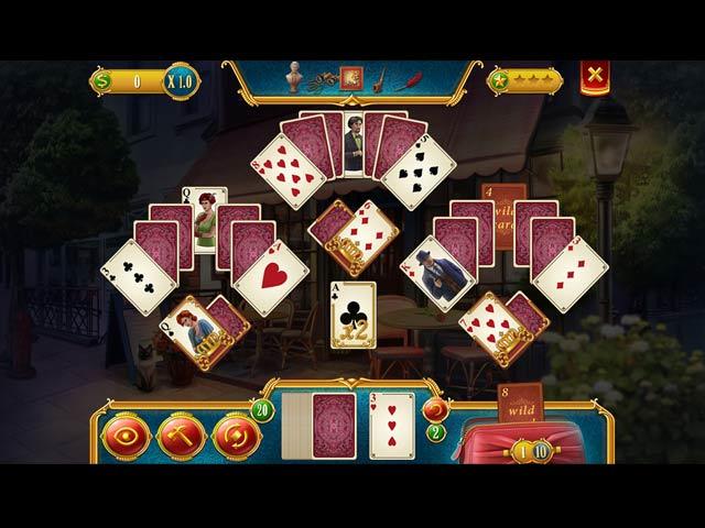 solitaire detective: framed screenshots 3