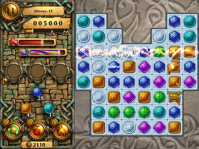 jewel tree: match it screenshots 1
