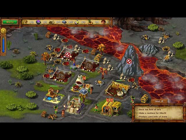 moai iv: terra incognita screenshots 2