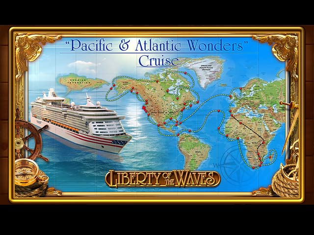 vacation adventures: cruise director 3 screenshots 8