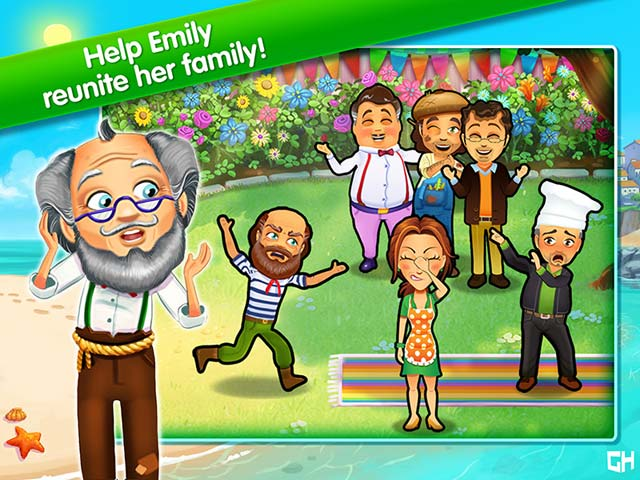 delicious: emily's message in a bottle collector's edition screenshots 2