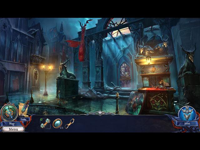 grim legends 3: the dark city screenshots 1