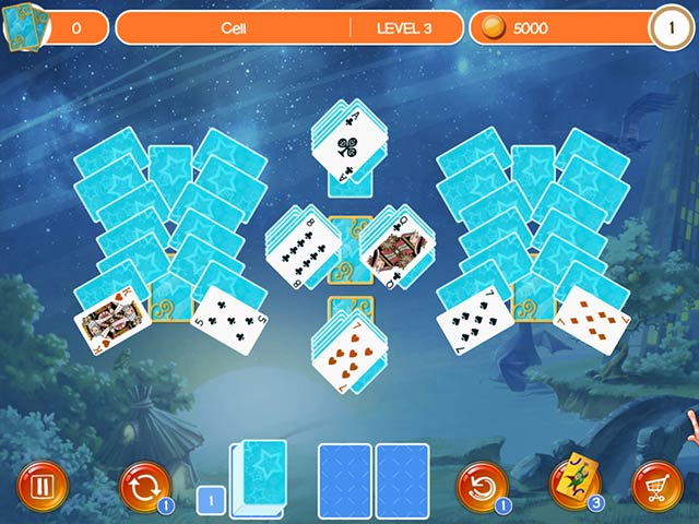 doodle god solitaire screenshots 2