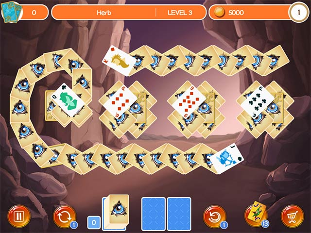 doodle god solitaire screenshots 3